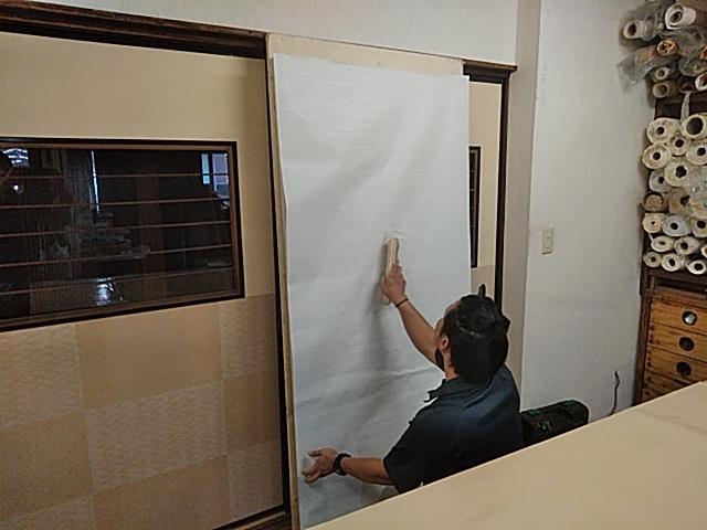 襖・障子張替えの施工事例画像4